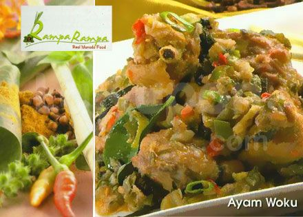 Rampa Rampa from Manado (Indonesia)...