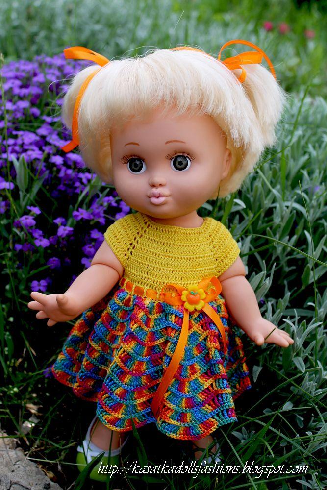 KasatkaDollsFashions: Doll Pattern