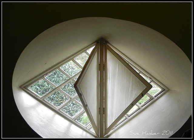 Diamond window and blinds a la ronde a national trust for 18th century window treatments