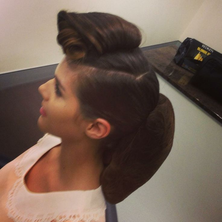the Quiff for Fashion Show