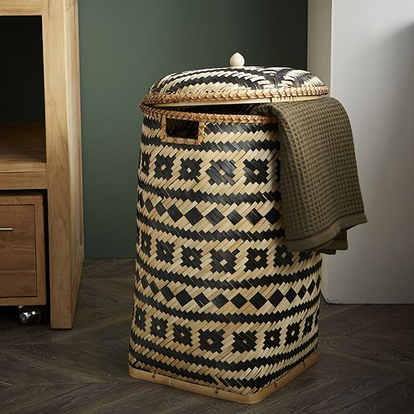 Id e d coration panier linge zodio d coration salle for Decoration zodio