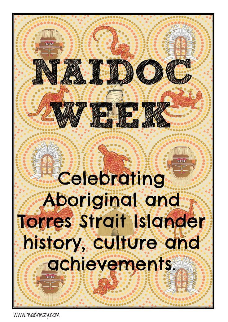 NAIDOC Week. www.teachezy.com
