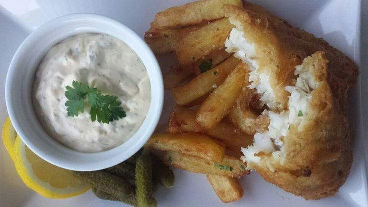 Fish and chips. Do I need to say more?