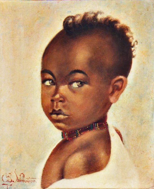 Assez Oltre 25 fantastiche idee su Ritratti del bambino su Pinterest  FO66