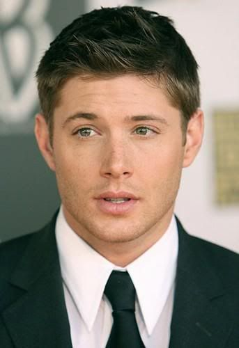 """""""My name is Dean Winchester. I'm an Aquarius. I enjoy sunsets, long walks on the beach and frisky women."""""""