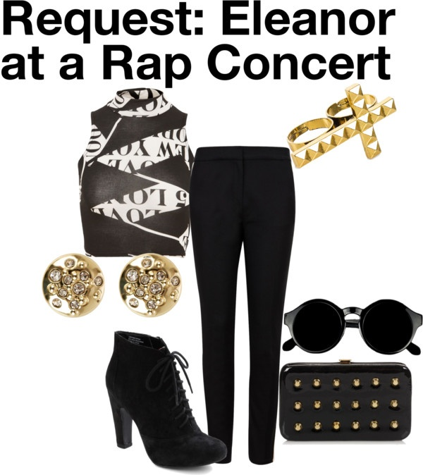 U0026quot;Request Eleanor At A Rap Concertu0026quot; By Lilylei Liked On Polyvore | Ranodom Polyvores | Pinterest ...