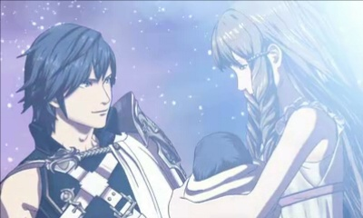 Chrom & Sumia in FE: Awakening | Gamer Life | Pinterest ...