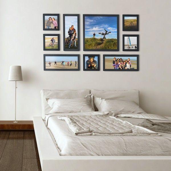 Mur de Cadres GULLIVER, à personnaliser avec vos photos. Retrouvez le sur notre site...