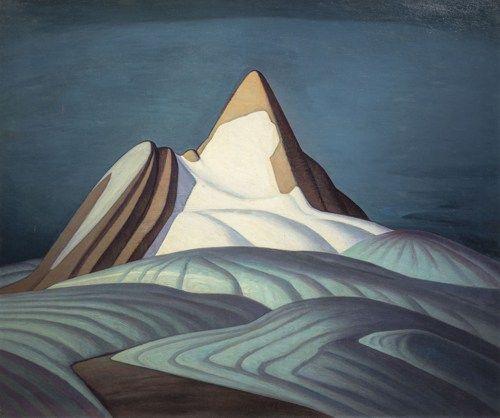 Isolation Peak by Lawren Harris