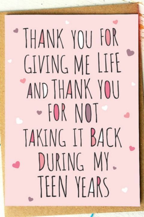 ~ Ha! ~ Funny cards for a mom with a sense of humor!