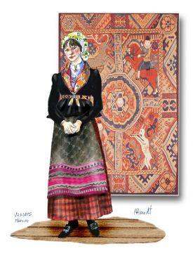 Valdres Lady/Saga of Guimar