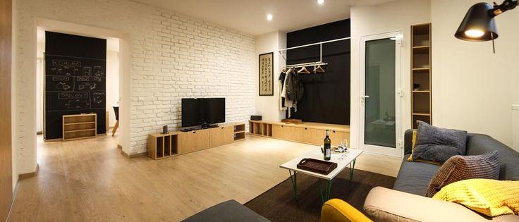 Interiér bytu na Zochovej ulici | Archinfo.sk