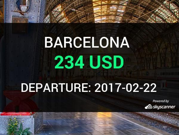 Flight from Miami to Barcelona by Avior Airlines #travel #ticket #flight #deals   BOOK NOW >>>