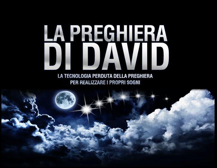 La Preghiera di David - Come Pregare per realizzare i propri Sogni