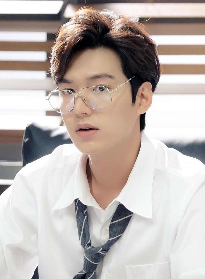 Lee Min Jung Wallpaper Hd Lee Min Ho With Glasses Detail Of Still From The Legend