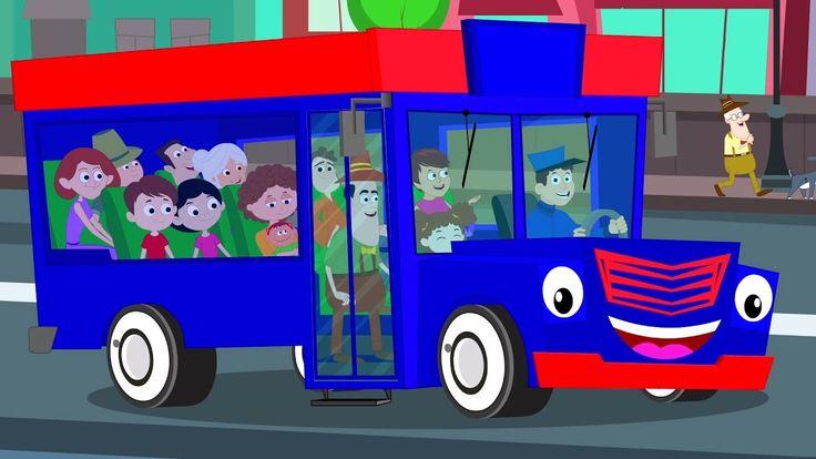 Las Ruedas del Autobús   Rima Infantil   canción de niños   Wheels On Th...El paseo por la ciudad nosotros mucho más divertido si eres una parte de ella! Así que vamos a divertirnos #WheelsonthebusEspanol #Ninos #preescolares #rimas #ninito #cancion #aprendizaje #educativo #padres #nurseryrhymes #kidssongs #kindergarten #kidsvideos #kidslearning #paraniños #Rimasespañolas