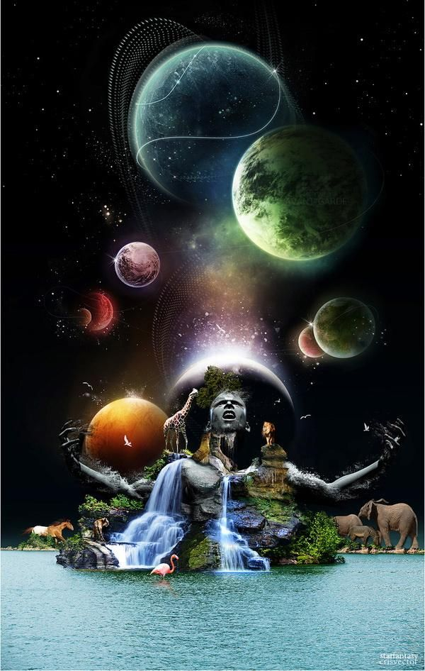 """""""The energy of a single thought may determine the motion of a universe."""" ~Nikola Tesla ..*"""