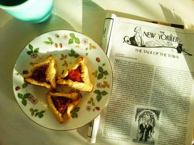 Provocolate: Hamentaschen- For a Day of Feasting and Gladness.