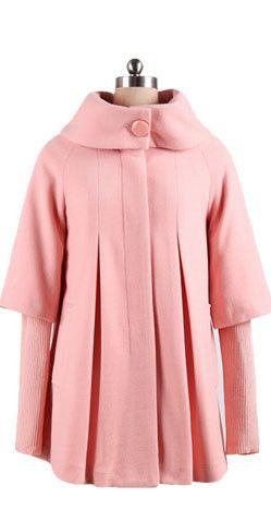Coat Outerwear Jacket in Pink
