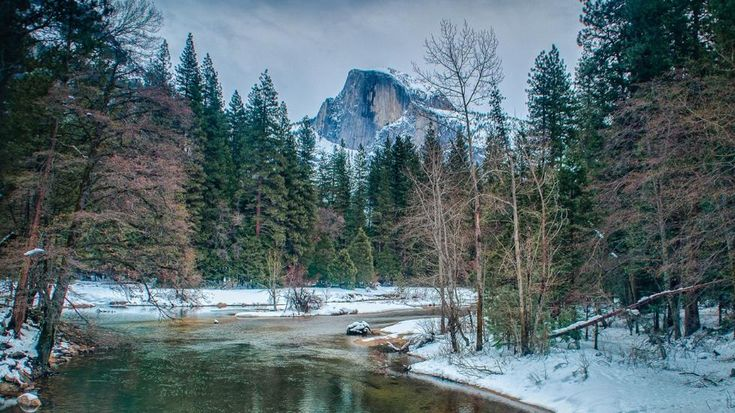 Amazing National Parks to Visit in Winter (PHOTOS) | The Weather Channel