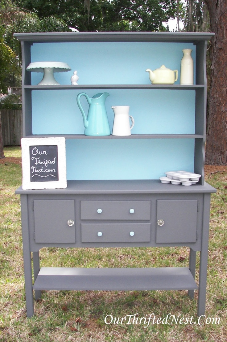 Find This Pin And More On Dining Room By Melmommy Office Desk Hutch