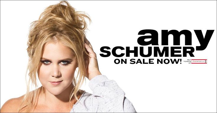 Amy Schumer previews her May 5 Times Union Center show...: Amy Schumer previews her May 5 Times Union Center show #AmySchumer… #AmySchumer