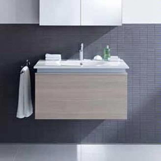 Duravit Darling New Wall Mounted Vanity 31    Bath Vanity from Home  amp  Stone. 1000  images about Crest house bathrooms on Pinterest