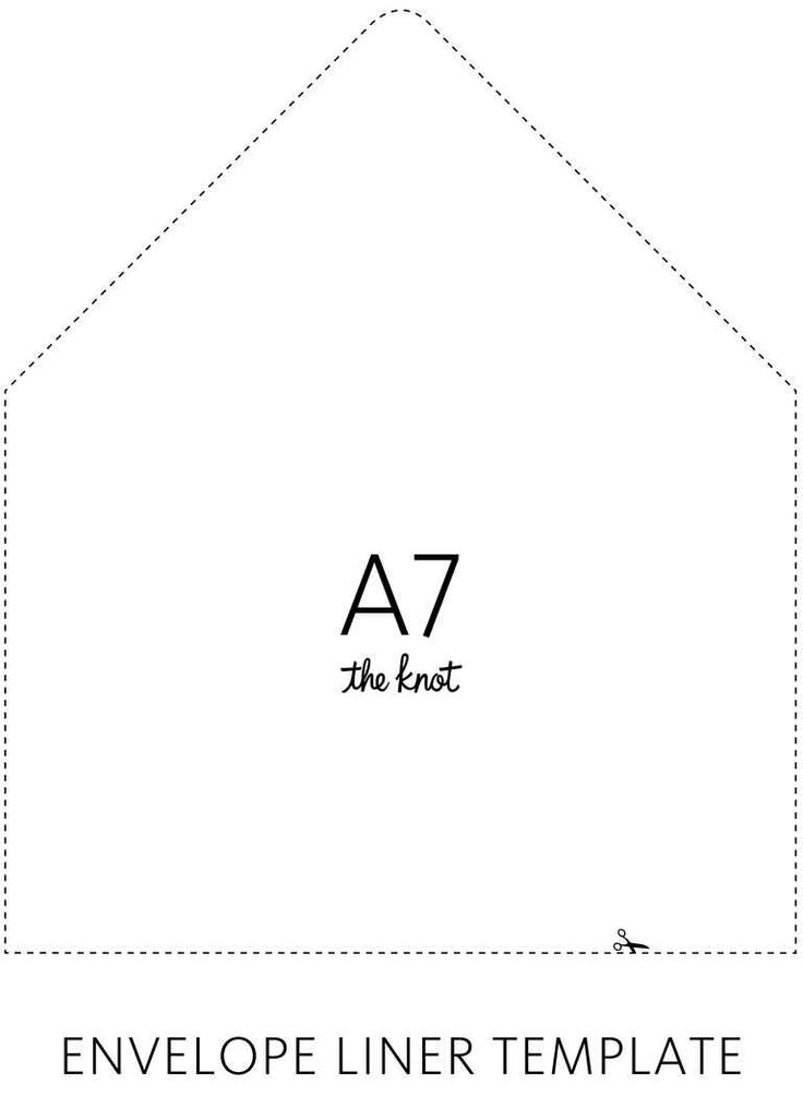 The 25+ best A7 envelope size ideas on Pinterest A7 paper size - sample a7 envelope template