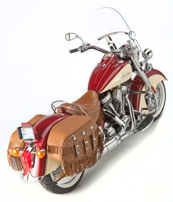 Indian Motorcycles purchased by Polaris Industries