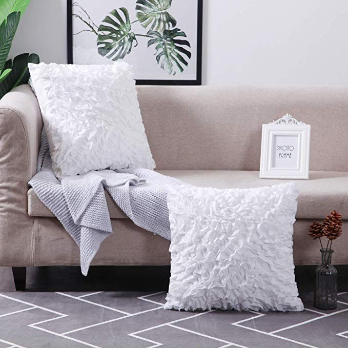 Moma Decorative Throw Pillow Covers Set Of 2 Decorative Pillows Couch Modern Decorativ With Images White Throw Pillows White Throw Pillow Covers Decorative Sofa Throws