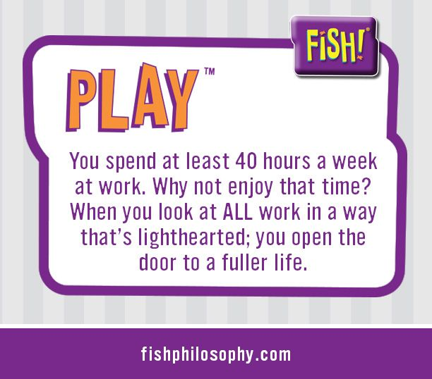 17 Best Ideas About Fish Philosophy On Pinterest Volunteering Sa Thank You Memes And Types Of