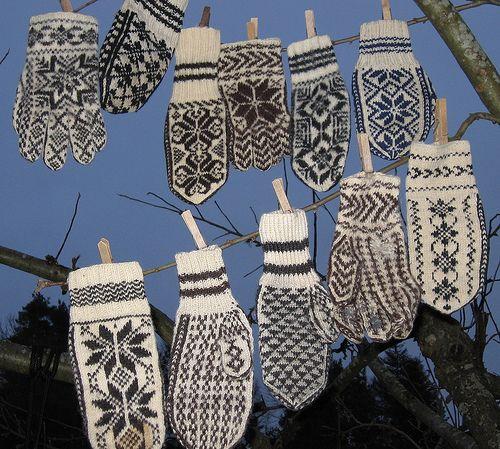 FINE blog of european heritage knitting from Maria Kalorkoti