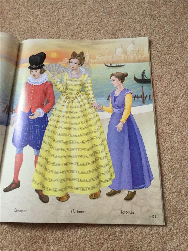Tudor Fashion by Usbrone