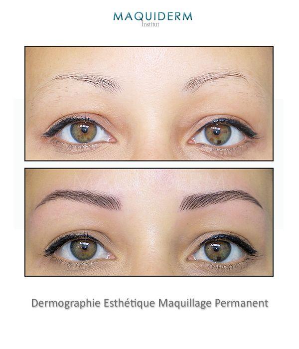 Maquillage permanent paris - Maquiderm Institut - Maquillage Permanent - Maquillage permanent des Sourcils - Maquiderm Institut - Maquillage Permanent - Photos | Maquillage permanent Paris - MAQUIDERM site OFFICIEL