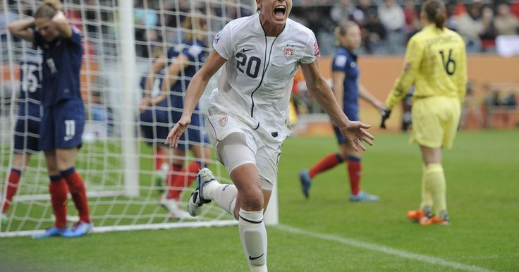 Happily Abby after: Wambach finds sober life, wedded bliss