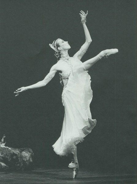 Sylvie Guillem
