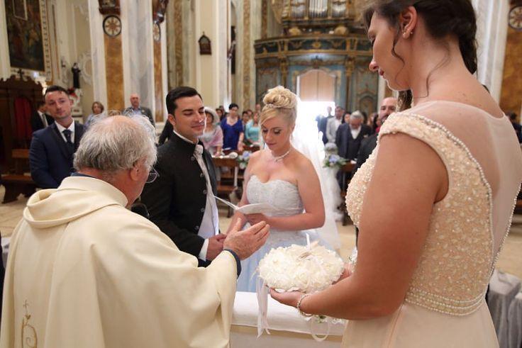 Maria e Modesto, sposi di Bari