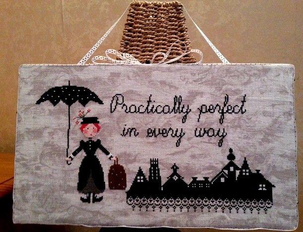 Practically Perfect in everyway de Lilli Violette - Pinkeep Vu de face