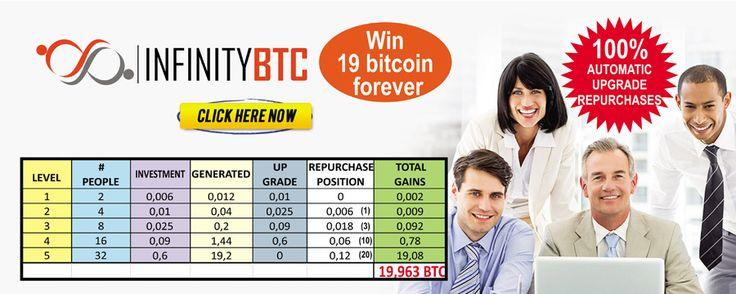Новый международный проект! Заработок в биткоинах..Вход 0.006 BTC,доход 19 BTC*34 раза!.ПОЛНЫЙ АВТОМАТ!......Не переживайте , что у Вас не получится ! Даже если Вы не умеете приглашать партнеры будут идти под Вас на переливах . Я когда зар...