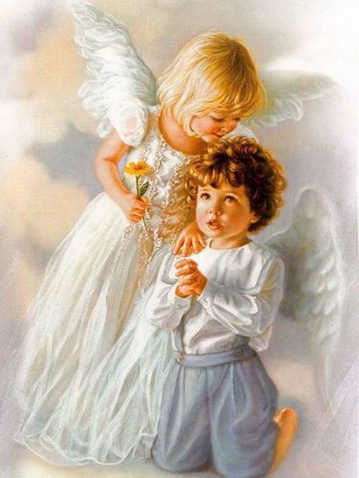 Ангелы картины фото