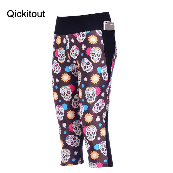 Women's 7 point pants Fashion Put love skull red yellow stars digital print women high waist Side pocket phone pants Only $19.99 => Save up to 60% and Free Shipping => Order Now! #Bracelets #Mystic Topaz #Earrings #Clip Earrings #Emerald #Necklaces #Rings #Stud Earrings www.leggingsi.com...