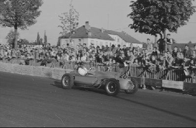 #26 Alan Brown (GB) - Cooper T20 (Bristol 6) 5 (15) Ecurie Richmond