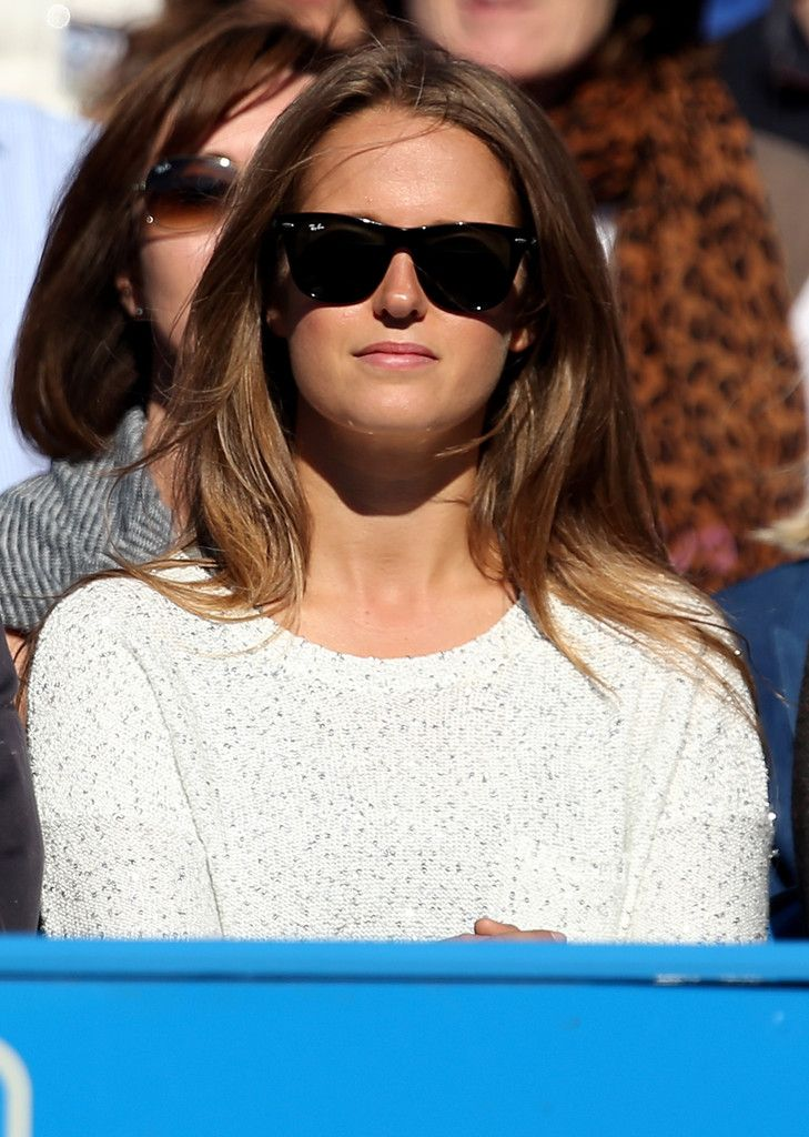 Kim Sears - AEGON Championships: Day 5