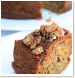 Carrot and Banana Cake » Healthy Living (Low GI), Recipes | Huletts Sugar