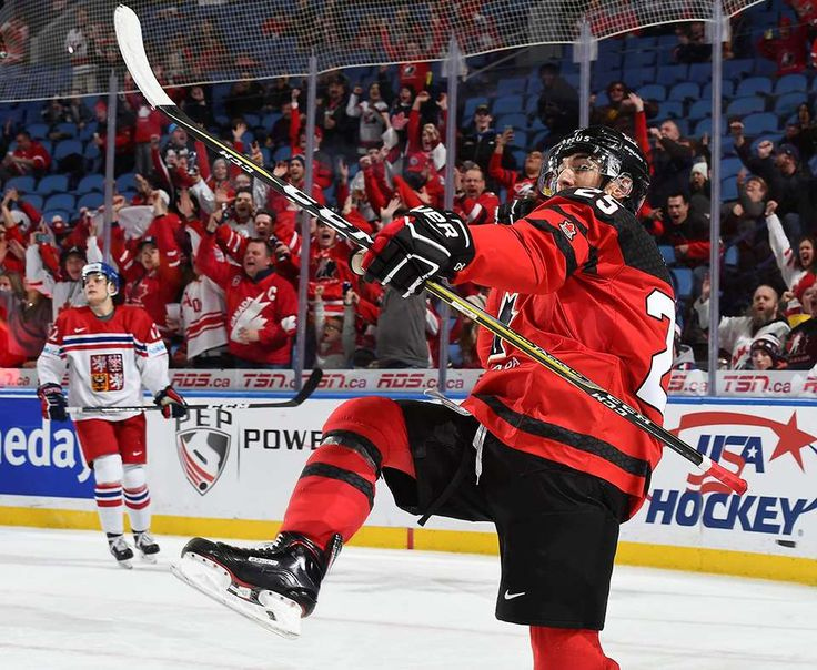 2017-18 National Junior Team   2018 IIHF World Junior Hockey Champions-  Canada!