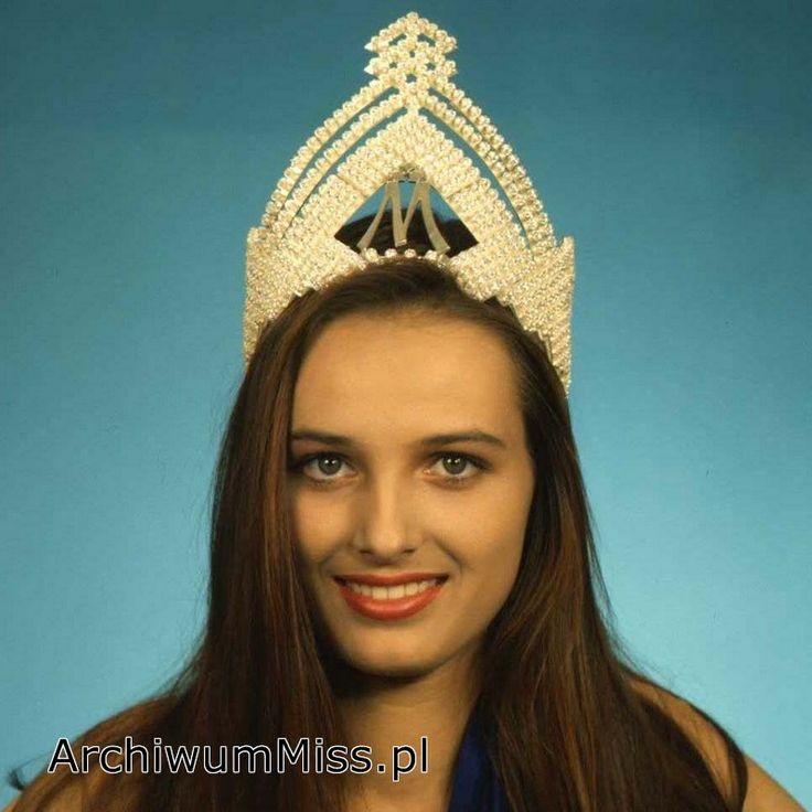 Agnieszka Kotlarska #MissPolski 1991 #winner #najpiekniejszapolka #themostbeautifulgirl  Autor zdjęcia: Jerzy Michalski