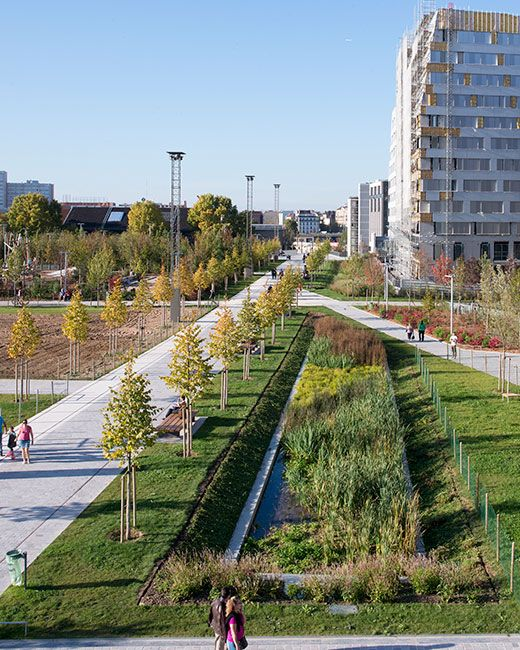 17 best images about suds on pinterest gardens urban for Mtr landscape architects