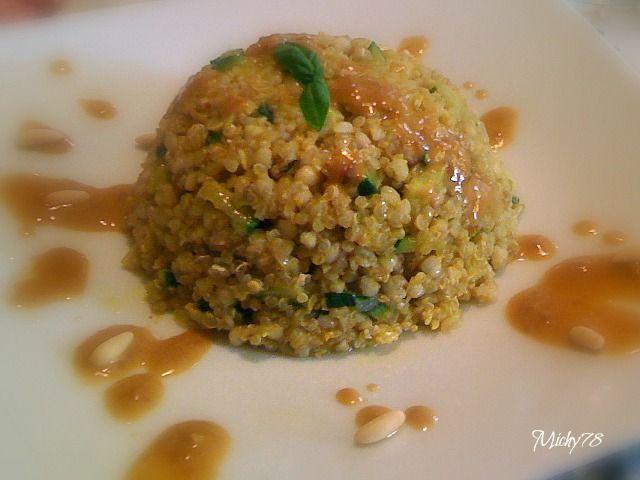 Quinoa e grano saraceno - Veganblog
