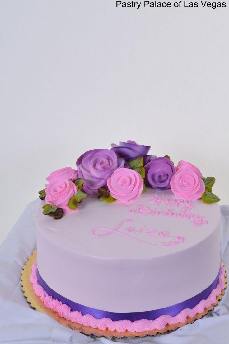 Make A Flower Birthday Cake Tartas De Tartas Y Pastel Decorado