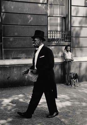 Leonard Freed, Harlem, 1963